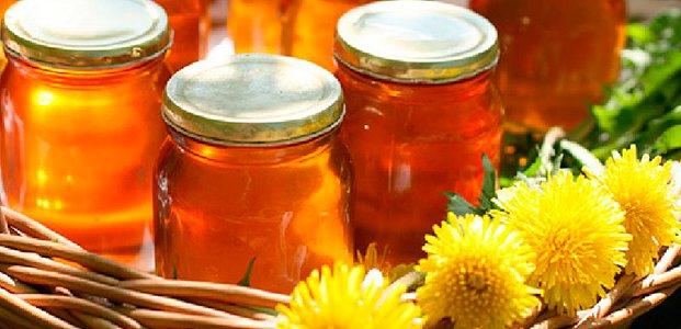 Лечение печени мёдом