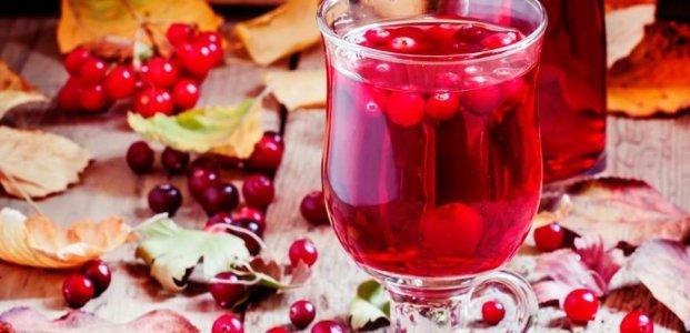 Морс из клюквы – 6 полезных рецептов