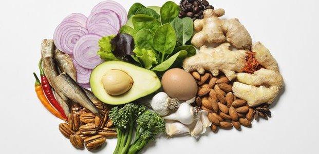 10 продуктов, полезных для мозга