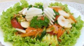 Салат из топинамбура – 10 рецептов на любой вкус