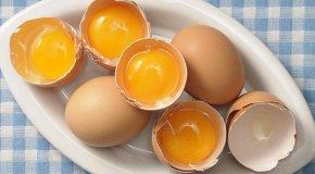 Сырые яйца – состав, полезные свойства и вред