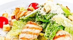 Цезарь с курицей — рецепты вкусного салата с фото