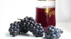 Виноградный сок – польза и полезные свойства виноградного сока