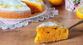 Морковный пирог — пошаговые вкусные рецепты