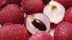 Личи — польза и вред китайского фрукта