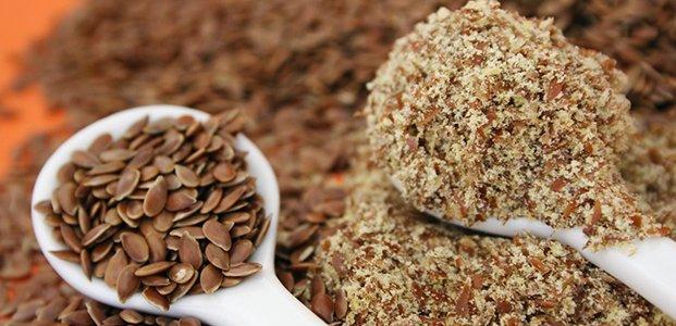 Льняная мука — польза и вред муки из семян льна