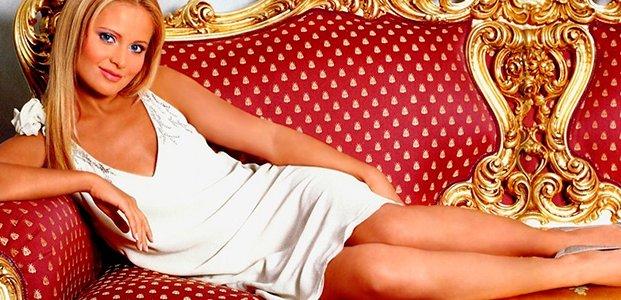 Дана Борисова после разрыва не стала отказываться от мужской компании