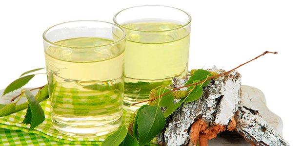 Консервация березового сока – 4 простых заготовки