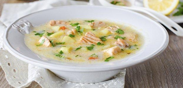 Сырный суп – 4 рецепта европейской кухни