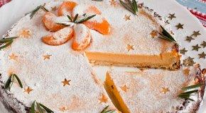 Пирог с мандаринами — простые рецепты с фото
