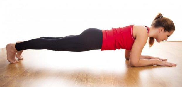 Упражнение планка – польза для тела и варианты выполнения