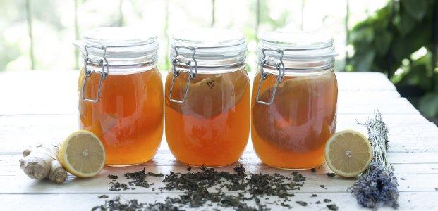 Чайный гриб – состав, полезные свойства и противопоказания