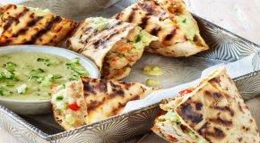 Лаваш на мангале: рецепты вкусной закуски