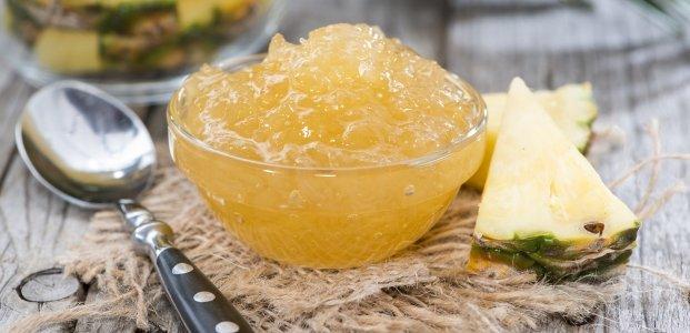 Варенье из ананаса – 5 ароматных рецептов