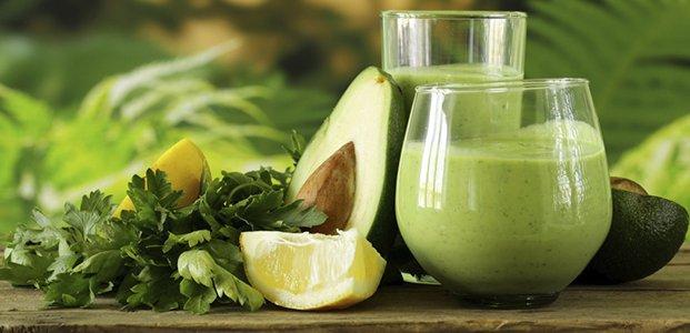 Смузи с авокадо – 4 быстрых рецепта