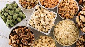 Орехи при диабете – польза и дневная норма