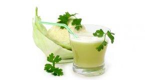 Капустный сок – польза и полезные свойства капустного сока