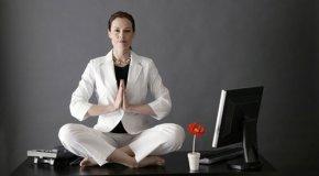 Упражнения на работе – снижаем нагрузку на позвоночник