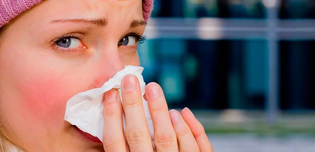 Аллергия на холод — симптомы и лечение заболевания