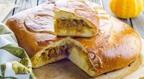 Пирог с капустой в духовке — вкусные рецепты