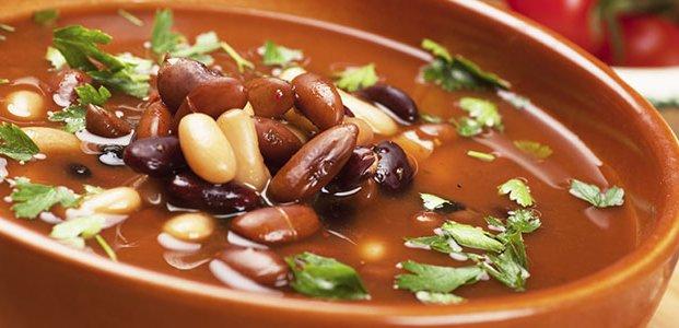 Фасолевый суп – 6 простых и вкусных рецептов