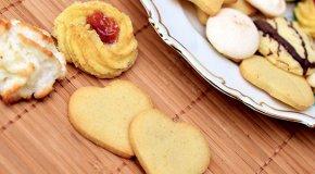 Печенье на скорую руку – 3 легких рецепта