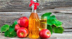 Яблочный уксус — польза, вред, применение