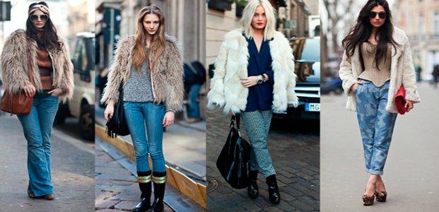 Модные шубы зимы 2015-2016 года – новинки с подиумов