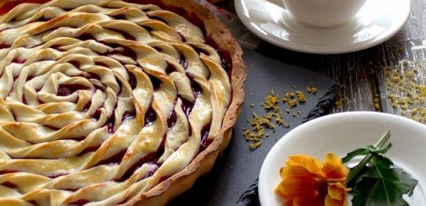 Пирог с личи – 2 быстрых рецепта