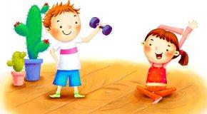 Польза зарядки — упражнения для утренней зарядки