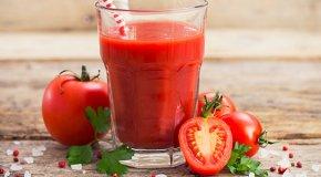 Томатный сок – состав, польза и вред