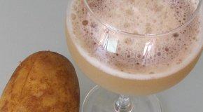 Картофельный сок – польза и полезные свойства картофельного сока