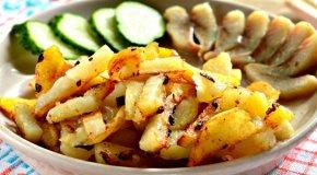 Как жарить картошку – 7 легких рецептов