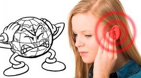 Шум в ушах — причины и лечение тиннитуса