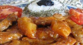 Свинина в кисло-сладком соусе – 5 рецептов по-китайски