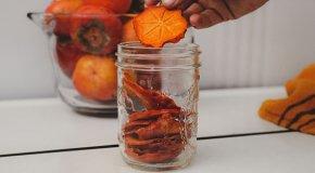 Сушеная хурма – полезные свойства, вред и рецепты