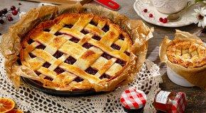 Пирог к чаю — быстрые и вкусные рецепты