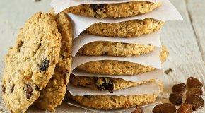 Постное печенье — рецепты на скорую руку