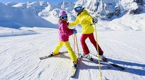 Как выбрать лыжи — советы для взрослых и детей
