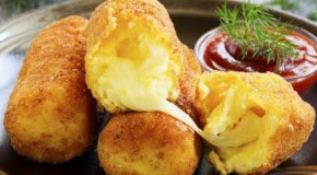 Картофельные крокеты – 5 простых рецептов