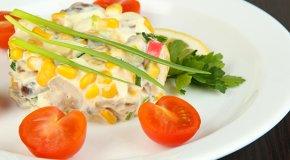 Крабовый салат — классические и оригинальные рецепты