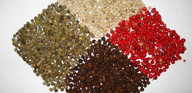 Перец черный и красный в пряностях – полезные свойства и протипоказания