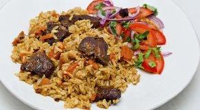 Плов из баранины — рецепты узбекского блюда