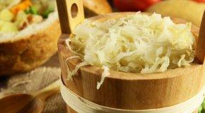 Квашеная капуста — 9 хрустящих рецептов