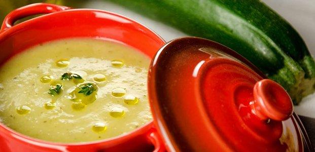 Суп из кабачков – 4 вкусных рецепта