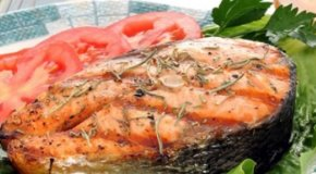 Семга в духовке – 6 быстрых рецептов
