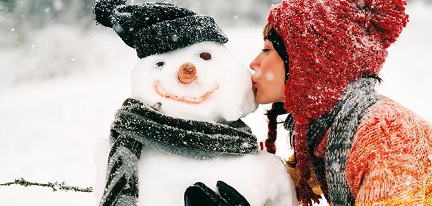 Первое свидание зима