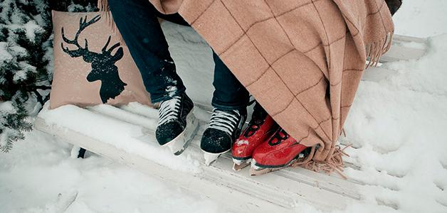 11 идей для зимних свиданий