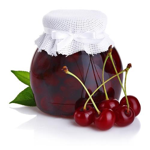 Рецепт вишневого варенья с косточками