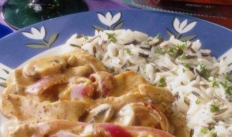 Индейка в сливочном соусе – 4 рецепта